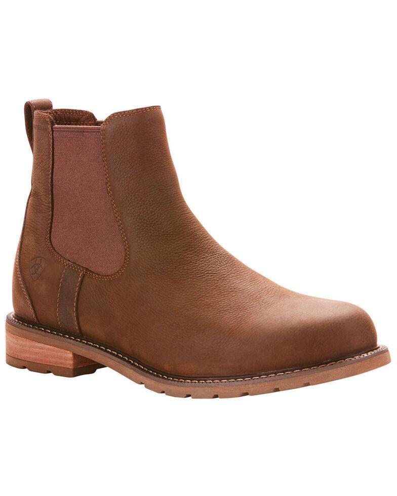 Ariat Men's Wexford Tack English Riding Boots , Dark Brown, hi-res