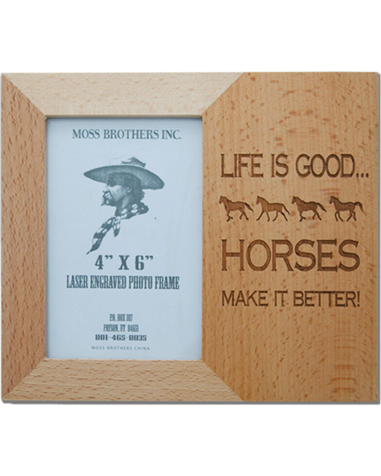 Moss Brothers Life Is Good Picture Frame Boot Barn