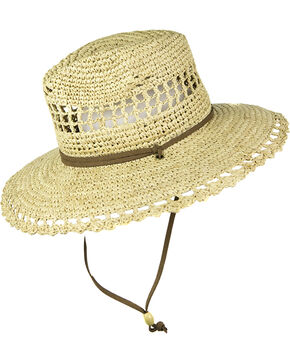 Peter Grimm Women's Natural Oak Hat , Natural, hi-res
