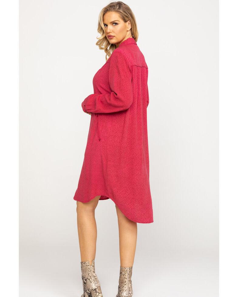 Ariat Women's Red Hogan Dress, Red, hi-res