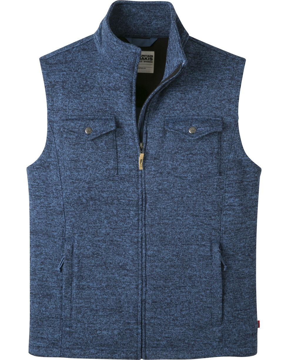 Mountain Khakis Men's Moonlit Blue Old Faithful Vest  , Blue, hi-res