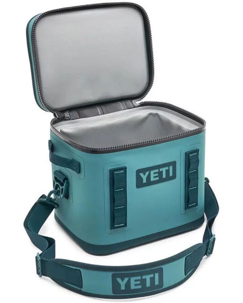 YETI Hopper Flip 12 River Green Cooler, Green, hi-res