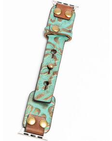 Keep It Gypsy Women's Turquoise Smartwatch Band, Turquoise, hi-res