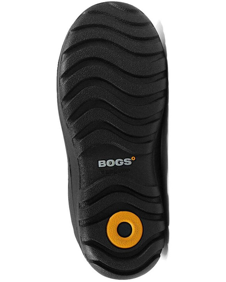 Bogs Women's NW Garden Rubber Boots - Round Toe, Black, hi-res