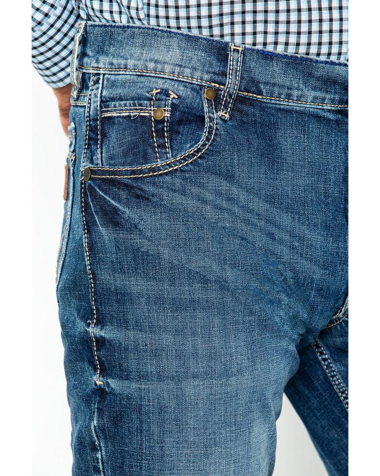 Wrangler Men's Limited Edition Retro Boot Cut Jeans, Denim, hi-res