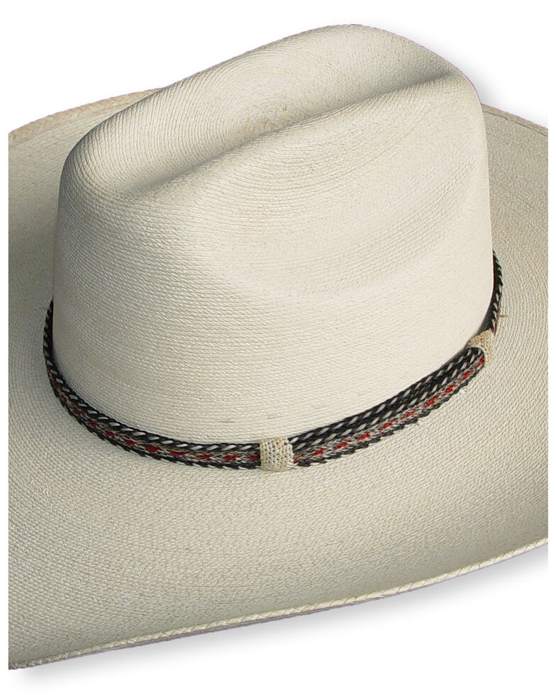 Colorado Horsehair Men's No Tassel Hatband, Multi, hi-res