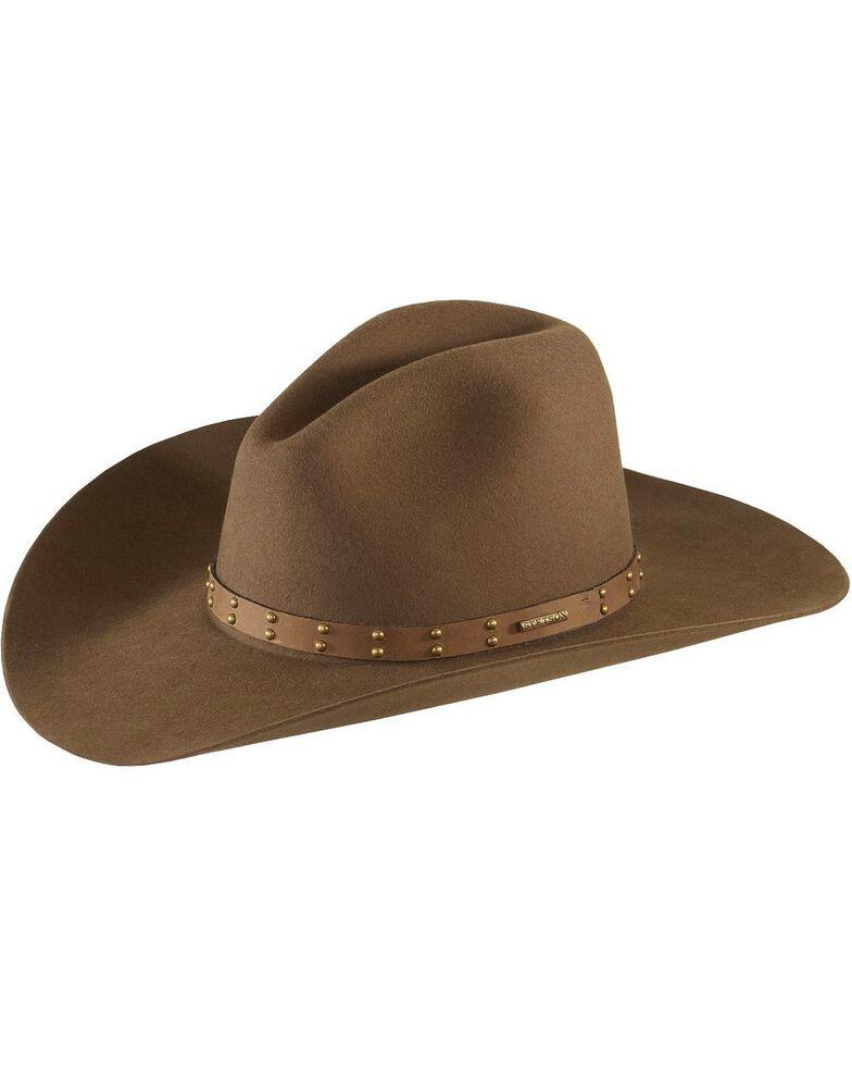 Stetson Seminole 4X Buffalo Fur Felt Hat  09e510966b7