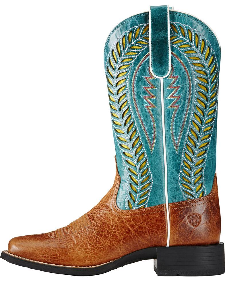 7888dac134d Ariat Women's QuickDraw VentTEK Western Boots