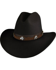 Men s Wool Felt Hats - Size 6 3 4 - Boot Barn b575acede3c1