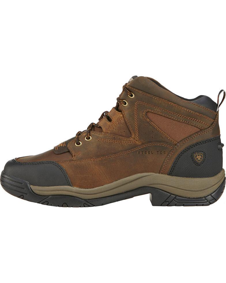 b54e717a199 Ariat Men's Terrain Wide Square Steel Toe Endurance Boots