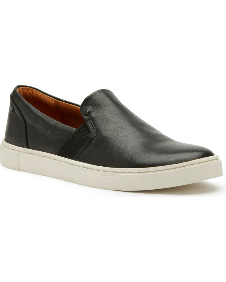Frye Women's Black Ivy Slip-On Sneakers, Black, hi-res