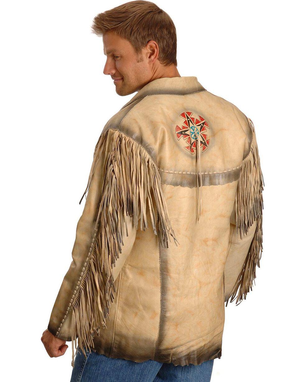 Kobler Maricopa Leather Jacket, Cream, hi-res