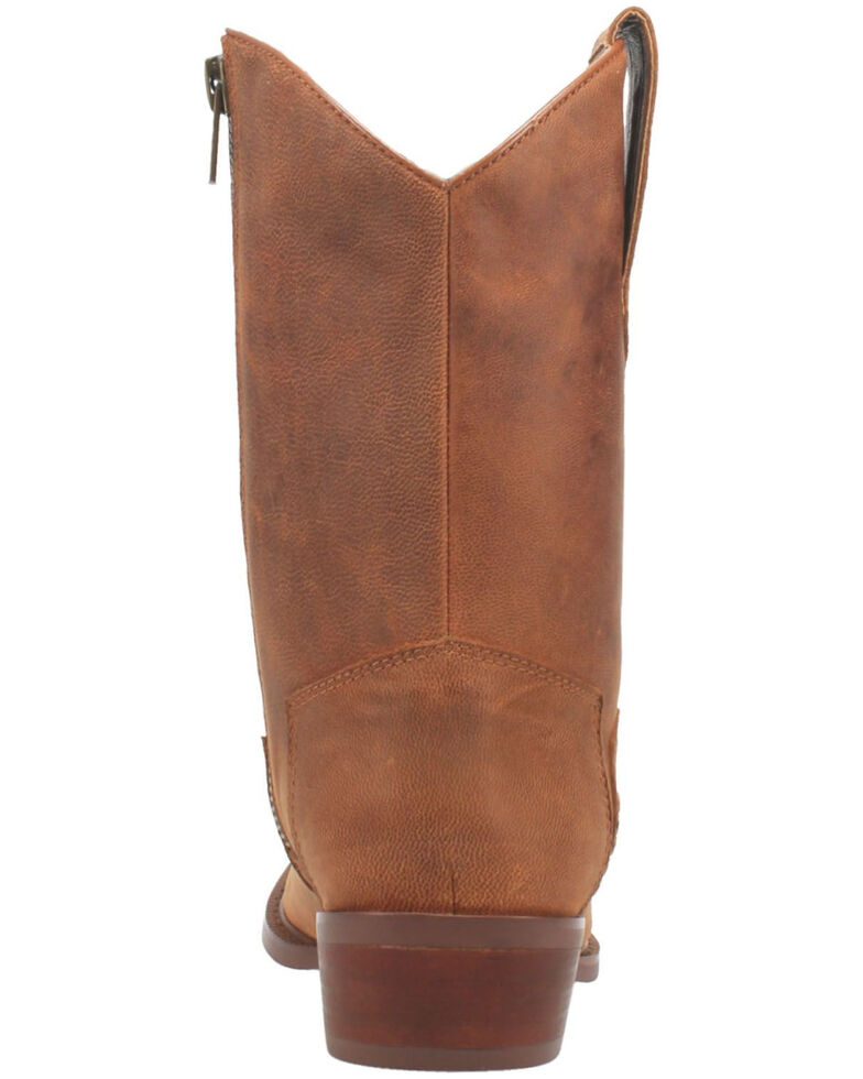 Dingo Men's Cassidy Fashion Boots - Narrow Square Toe, Brown, hi-res