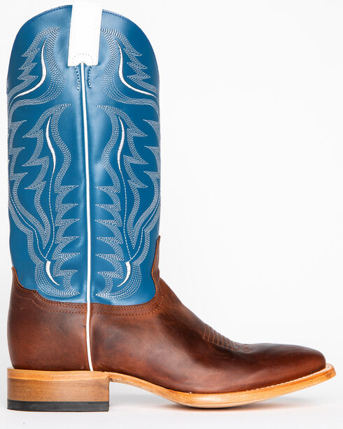 Cody James® Men's Square Toe Stockman Boots, Copper, hi-res