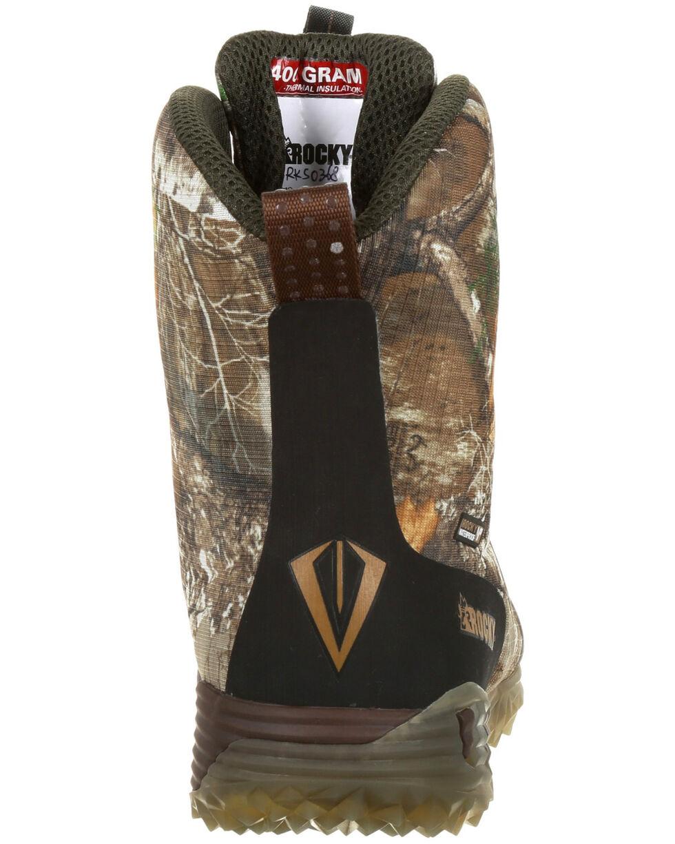 Rocky Men's Broadhead EX Waterproof Outdoor Boots - Round Toe, Camouflage, hi-res