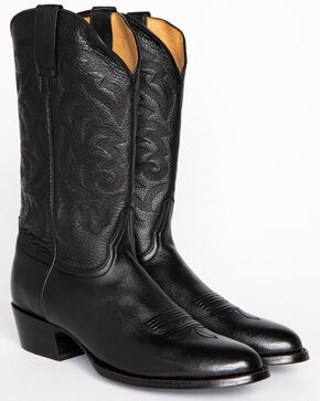 Cody James® Men's Classic Western Boots, Black, hi-res