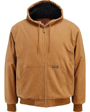 Wolverine Men's Houston Duck Jacket, Brown, hi-res