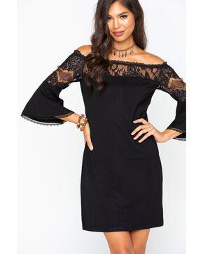 BB Dakota Women's Desperado Dress, Black, hi-res