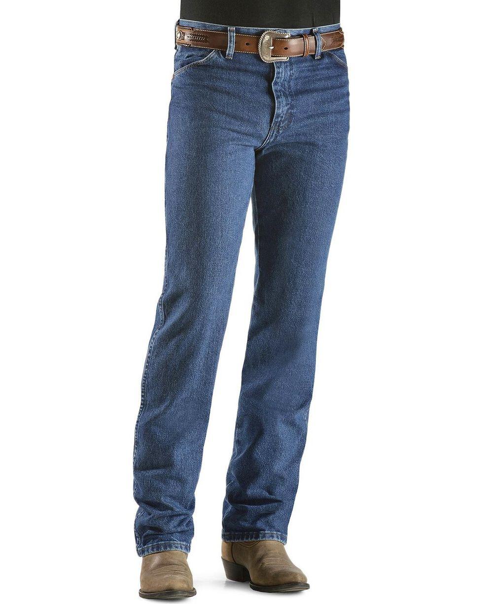 Wrangler 936 Cowboy Cut Slim Fit Prewashed Jeans, Dark Stone, hi-res