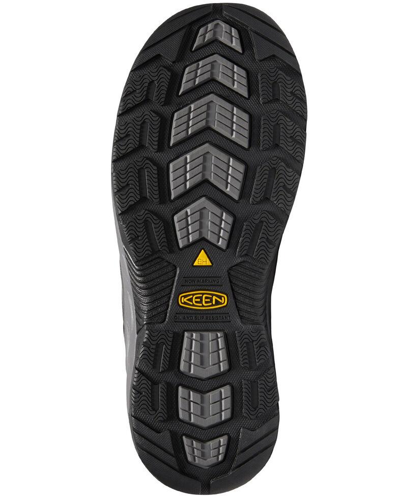 Keen Men's Flint II Sport Work Boots - Composite Toe, Black, hi-res