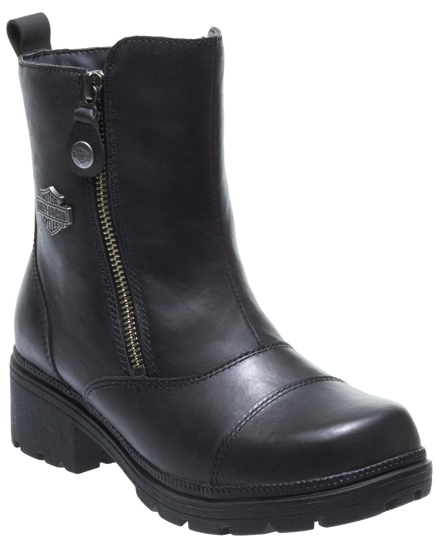 Amherst Moto Boots - Round Toe   Boot Barn