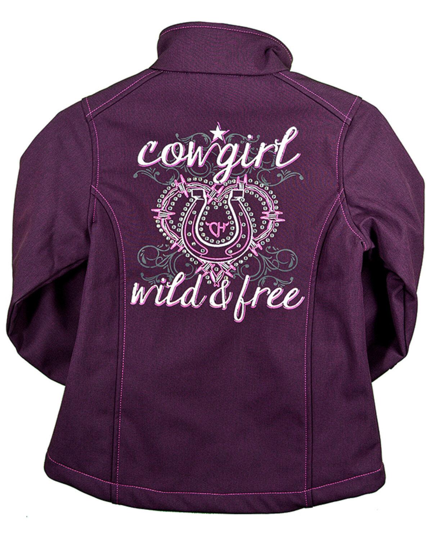Cowgirl Hardware Toddler Girls' Wild