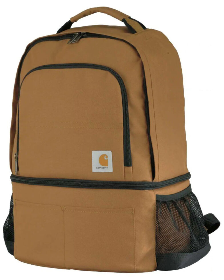 Carhartt Men's Brown Cooler Work Backpack , Brown, hi-res