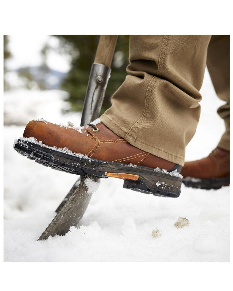 Ariat Men's Workhog XT Waterproof Work Boots - Carbon Toe, Brown, hi-res
