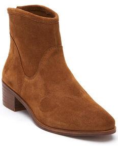 Matisse Women's Saddle Slow Down Fashion Booties - Round Toe, Brown, hi-res