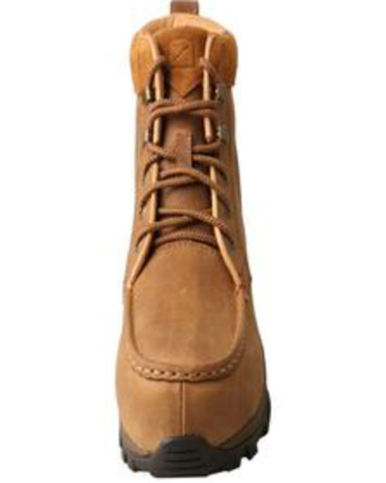 "Twisted X Women's Waterproof 6"" Alloy Met Guard Hiker Boots, Tan, hi-res"