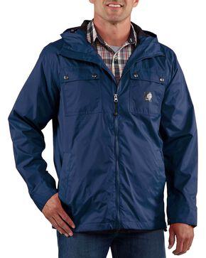 Carhartt Men's Rockford Jacket, Navy, hi-res