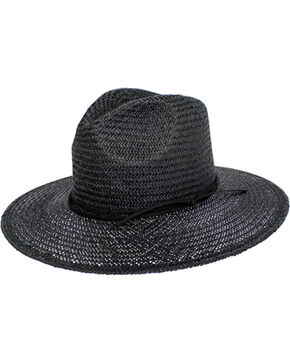 Peter Grimm Women's Mani Sun Hat , Black, hi-res