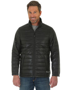 Wrangler Men's Range Jacket, Black, hi-res