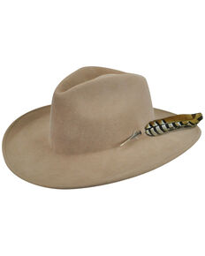Renegade by Bailey Men's Calico Camel Felt Hat, Camel, hi-res