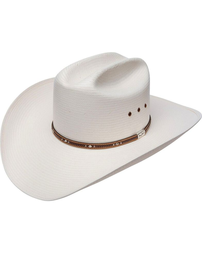 Resistol 10X George Strait Kingman Straw Hat  a71ce1e8a61