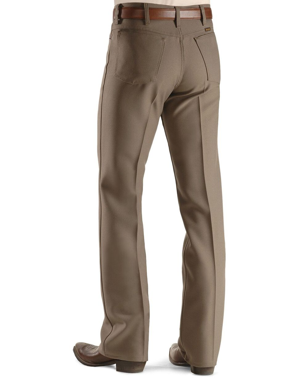 Wrangler Wrancher Dress Jeans, Taupe, hi-res