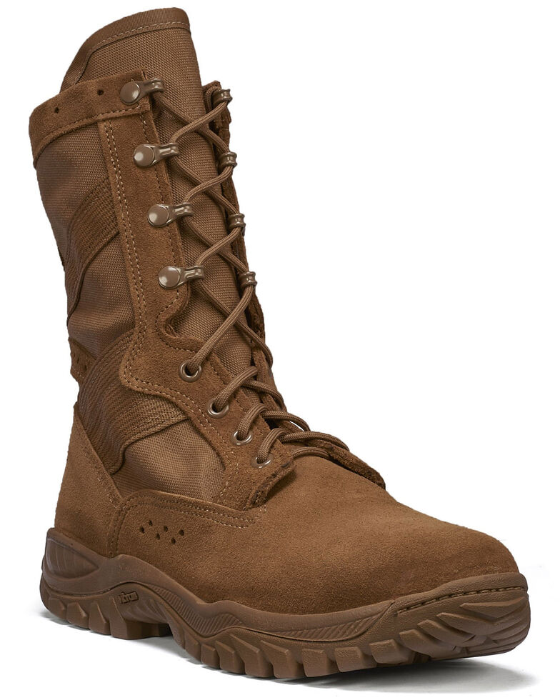 Belleville Men's C320 One Xero Assault Boots, Coyote, hi-res