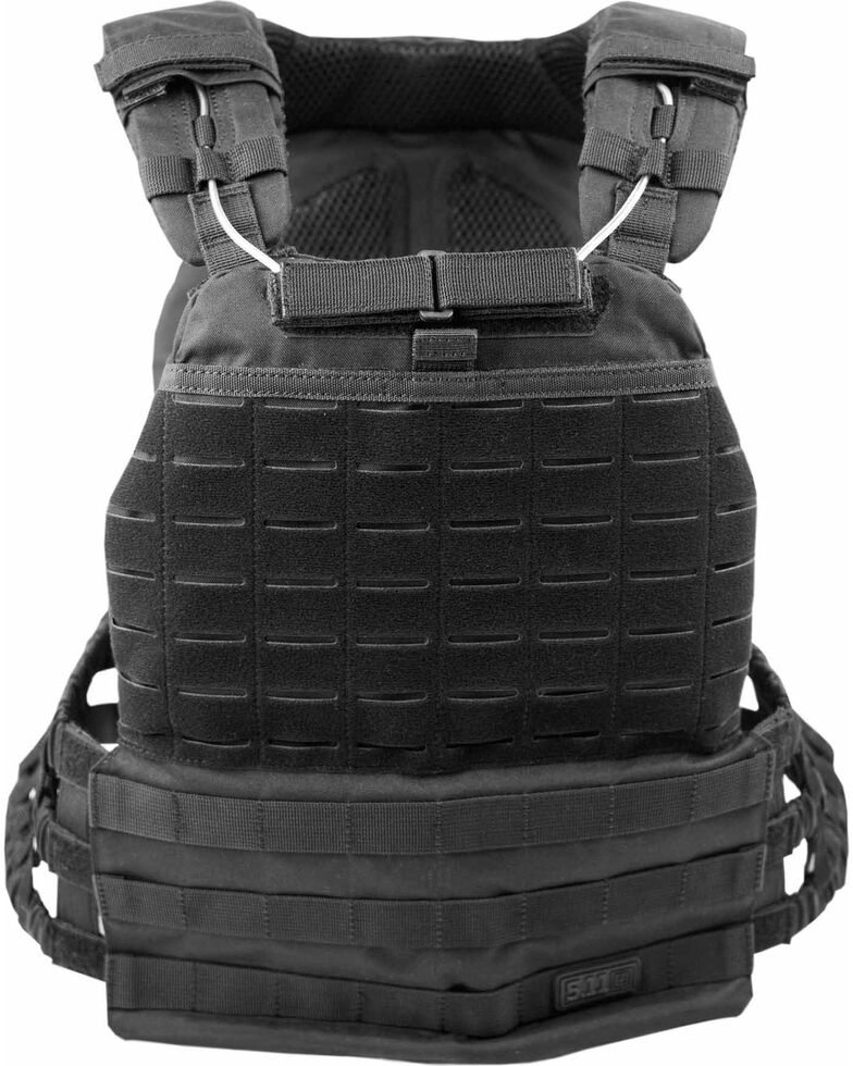 5.11 Tactical TacTec Plate Carrier, Black, hi-res