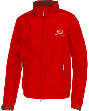 Mountain Horse Women's Crew Jacket II Jr., Red, hi-res