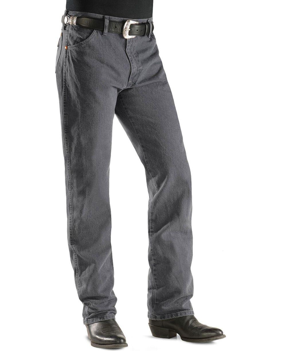 Wrangler 13MWZ Cowboy Cut Original Fit Jeans - Prewashed Colors, Gunpowder, hi-res