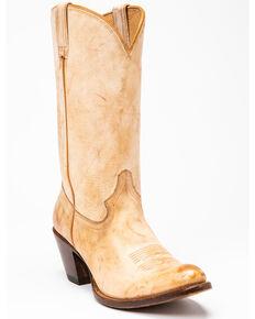 Shyanne Women's Luna Western Boots - Round Toe, Camel, hi-res