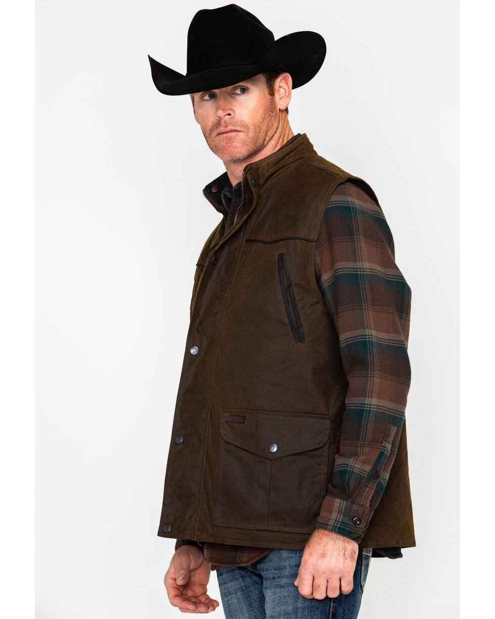 Outback Trading Co. Men's Magnum Vest, Bronze, hi-res