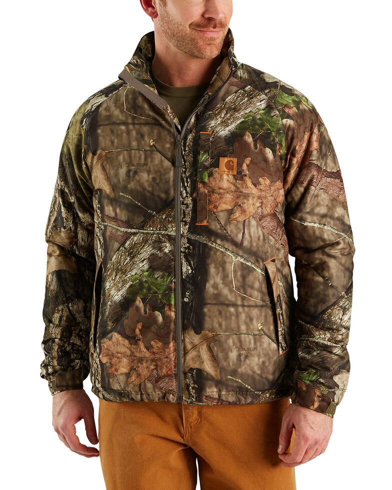 Carhartt Men's Camo 8 Point Work Jacket - Big & Tall , Camouflage, hi-res