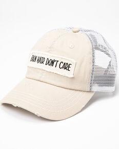 Idyllwind Women's Barn Hair Don't Care Cap , Beige/khaki, hi-res