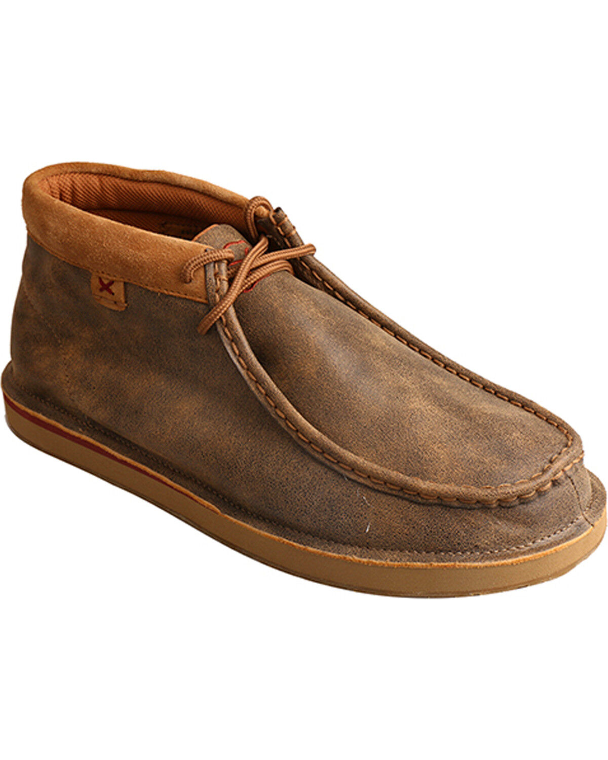 Bomber Casual Loafers - Moc Toe   Boot Barn