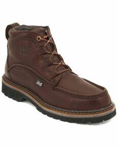 Justin Men's Sport Chukka Boots, Rust, hi-res