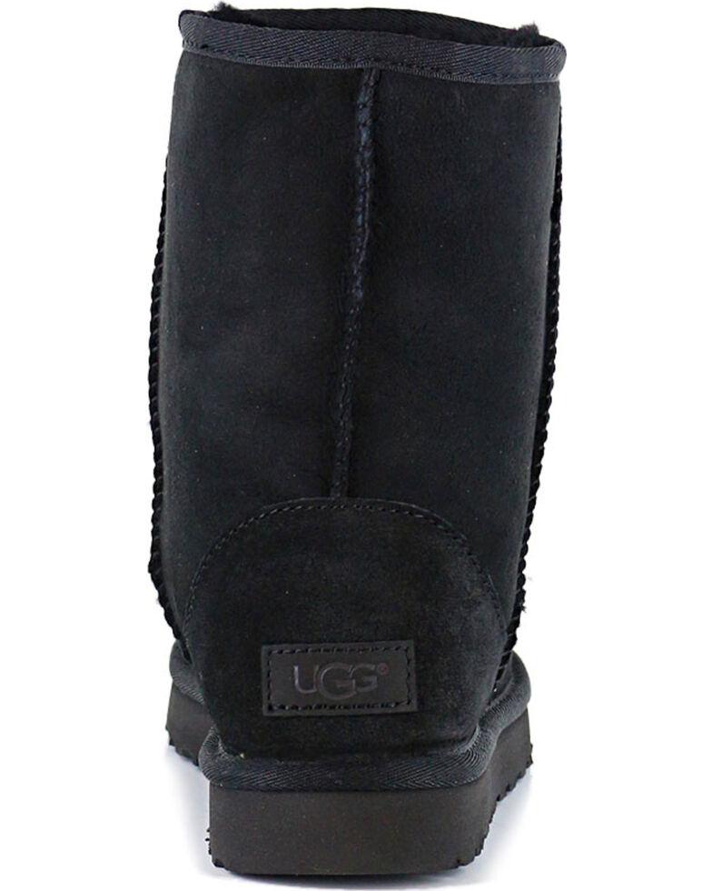cd35d35a2be UGG Women's Black Classic II Short Boots