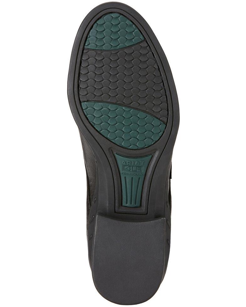 Ariat Women's Heritage Breeze Lace-Up Paddock Boots, Black, hi-res