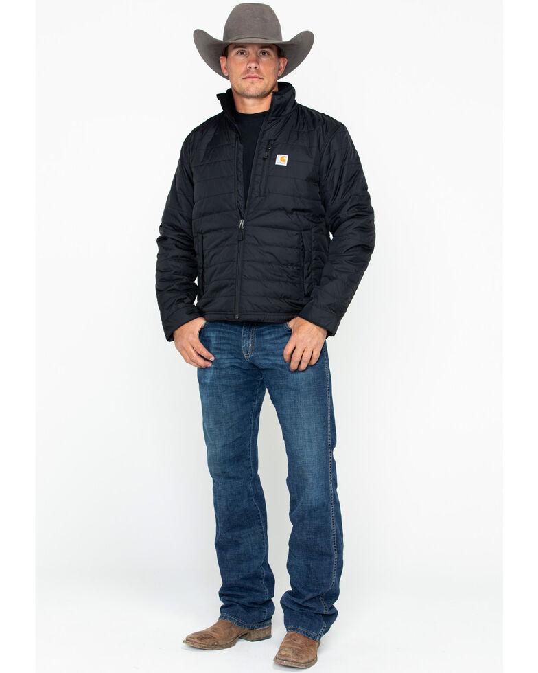Carhartt Men's Gilliam Work Jacket , Black, hi-res
