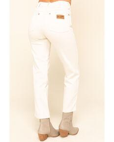 Wrangler Modern Women's Tilda Straight Jean, Ivory, hi-res